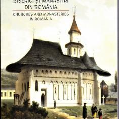 4 Carte bilingva biserici si manastiri din Romania incl.Basarabia+Bucovina 2017