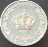 Moneda 2 Lei - ROMANIA, anul 1941 *cod 2500 --- Zinc!