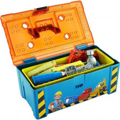 Jucarie Bob The Builder Build & Saw Toolbox Mattel