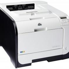 HP Color LaserJet Pro 400 M451 NW - Imprimanta laser alb negru