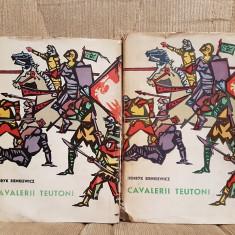 CAVALERII TEUTONI-HENRYK SIENKIEWICZ (2 VOL)