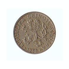 Cehoslovacia 1938 - 1 korun