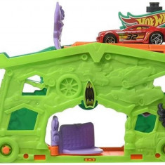 Set Hot Wheels Ghost Garage Hasbro