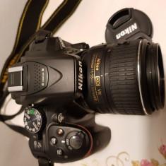 Nikon D5300 AF-S DX Nikkor 18-55mm VR II - Aparat foto DSLR