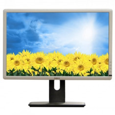 Monitor 22 inch LED DELL P2213, Silver & Black