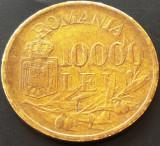 Moneda 10000 Lei - ROMANIA, anul 1947   *cod 1615
