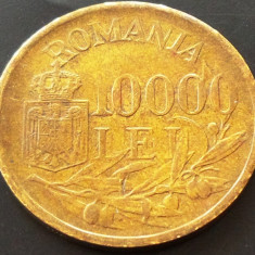 Moneda 10000 Lei - ROMANIA, anul 1947 *cod 1615 - Moneda Romania
