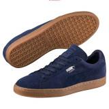Adidasi Puma Suede Classic Citi 362551 04 nr. 44, Albastru, Piele intoarsa