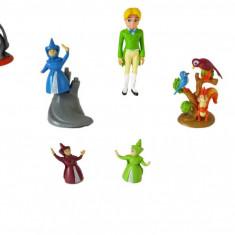 Set 6 figurine Printesa Sofia, 2-4 ani, Unisex