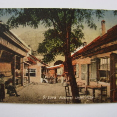 Carte postala circulata ADA-KALEH Bazar, anii 1910 - Carte Postala Oltenia 1904-1918, Printata