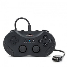 Controller Retro-Bit Mini Black Nintendo Wii U - Jocuri WII U
