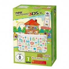 Consola Nintendo New 3Ds Xl With Animal Crossing Happy Home Designer Edition