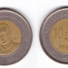 Republica Dominicana 2008 - 10 pesos