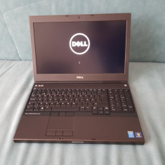DELL PRECISION M4800 i7 4810MQ - 3.8Ghz - RAM 20 GB -SSD mSATA 128Gb + 1 TERRA - Laptop Dell, Intel Core i7, Diagonala ecran: 16, Peste 16 GB, Mai mare de 1 TB