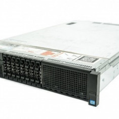 Server DELL PowerEdge R820, Rackabil 2U, 2 Procesoare Intel Eight Core Xeon E5-4650L 2.26 GHz, 32 GB DDR3 ECC Reg, 8 bay-uri 2.5 inch, DVD-ROM, Raid