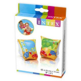 Set Mansete Gonflabile Copii Intex Tropical Buddies Swimwings