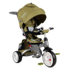 Tricicleta Hot Rock Olive Green - Tricicleta copii