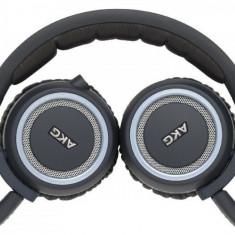 Casti AKG by HARMAN model K451 noi noute sigilate la cutie!! !PRET:250lei, Casti On Ear, Cu fir, Mufa 3, 5mm