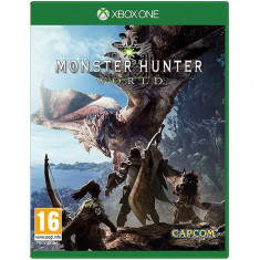 Monster Hunter World Xbox One - Jocuri Xbox One