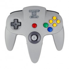 Controller 8Bitdo N64 Bluetooth Pc/Nintendo Wii U/Ps3