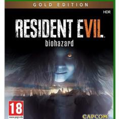 Resident Evil 7 Biohazard Gold Edition Xbox One