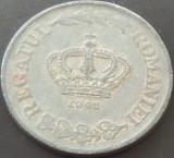 Moneda 20 Lei - ROMANIA, anul 1942  *cod 5101 --- zinc