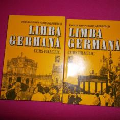 Limba Germana Curs Practic, Emilia Savin, Ioan Lazarescu (foarte buna) - Curs Limba Germana