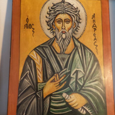 Icoana pe lemn Sf. Nicolae