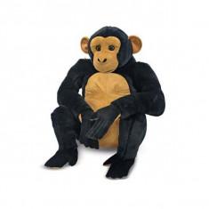 Cimpanzeu Din Plus - Jucarii plus Melissa & Doug