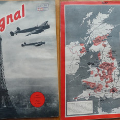 Revista de razboi germana Signal , in limba franceza , 25 Iulie , 1940
