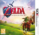 Legend Of Zelda Ocarina Of Time Nintendo 3Ds