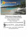 Pentru colectionari, bilet intrare Magens Beach, St Thomas US Virgin Islands