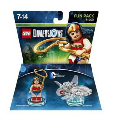Set Lego Dimensions Fun Pack Dc Wonder Woman