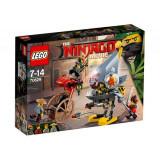 Atacul Piranha, LEGO