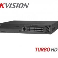 DVR TURBO HD 3.0 16 Video 4 Audio 3Mpx Hikvision 2017 - Sistem DVR