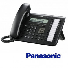 Telefon SIP Panasonic Alb/Negru V - Telefon fix