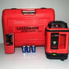 Nivela Laser Rotativă LASERMARK LM500 Series