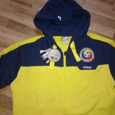 Bluza Joma Nationala Romaniei XS/S - Hanorac barbati, Culoare: Galben
