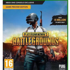 Playerunknown S Battlegrounds (Code In Box) Xbox One