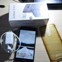 Vand Asus ZENFONE 3 MAX - Telefon Asus, Gri, 32GB, Neblocat, Quad core, 2 GB