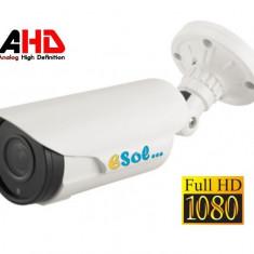 Camera Bullet Exterior AHD 1080p Lentila Varifocala 2.8-12mm DayNight - Camera CCTV
