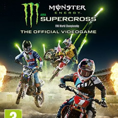 Monster Energy Supercross Xbox One - Jocuri Xbox One
