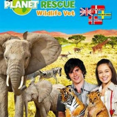 Planet Rescue Wildlife Vet Nintendo Wii - Jocuri WII Ubisoft