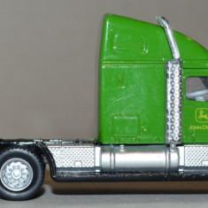 Macheta Siku Cap tractor John Deere - 1/87 - Macheta auto Siku, 1:32