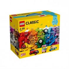 Caramidute In Miscare, LEGO