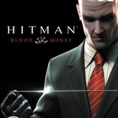 Hitman Blood Money Ps2 - Jocuri PS2 Eidos