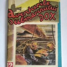 Aventurile Echipajului Dox, nr. 12