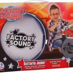 Set tobe cu cinel si bete - Instrumente muzicale copii