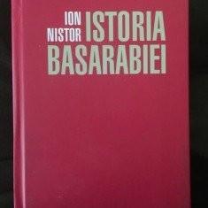 Ion nistor istoria basarabiei - Carte Istorie