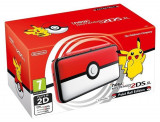 Consola Nintendo New 2Ds Xl Console Pokeball Edition